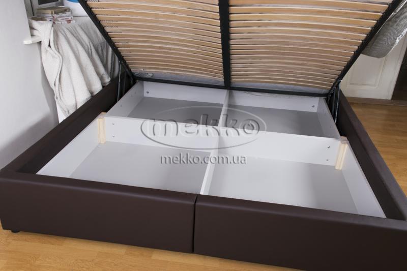 М'яке ліжко Enzo (Ензо) фабрика Мекко  Дунаївці-11