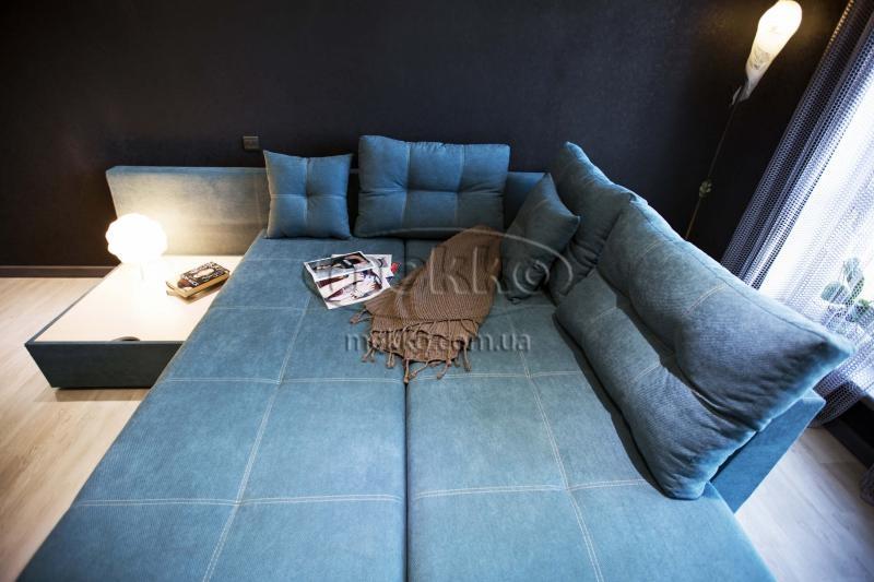 Кутовий диван з поворотним механізмом (Mercury) Меркурій ф-ка Мекко (Ортопедичний) - 3000*2150мм  Дунаївці-3
