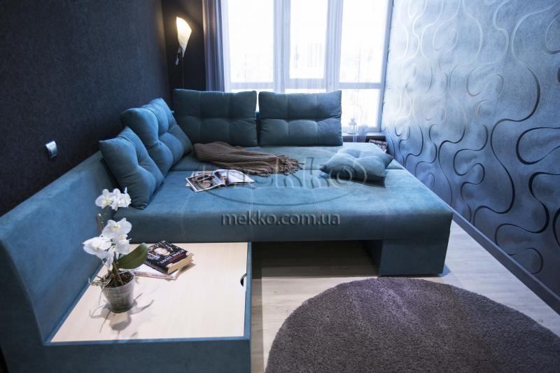 Кутовий диван з поворотним механізмом (Mercury) Меркурій ф-ка Мекко (Ортопедичний) - 3000*2150мм  Дунаївці-4