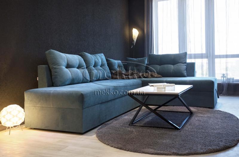 Кутовий диван з поворотним механізмом (Mercury) Меркурій ф-ка Мекко (Ортопедичний) - 3000*2150мм  Дунаївці