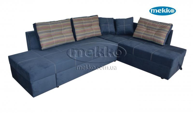 Кутовий диван з поворотним механізмом (Mercury) Меркурій ф-ка Мекко (Ортопедичний) - 3000*2150мм  Дунаївці-13