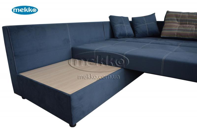 Кутовий диван з поворотним механізмом (Mercury) Меркурій ф-ка Мекко (Ортопедичний) - 3000*2150мм  Дунаївці-17