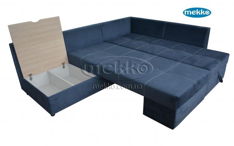 Кутовий диван з поворотним механізмом (Mercury) Меркурій ф-ка Мекко (Ортопедичний) - 3000*2150мм  Дунаївці-19