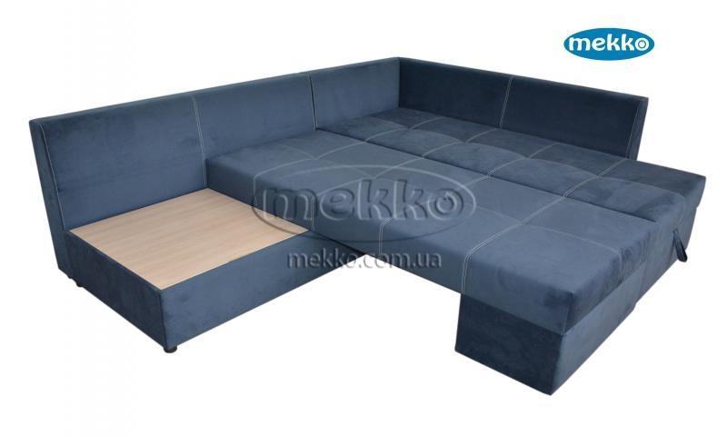 Кутовий диван з поворотним механізмом (Mercury) Меркурій ф-ка Мекко (Ортопедичний) - 3000*2150мм  Дунаївці-16