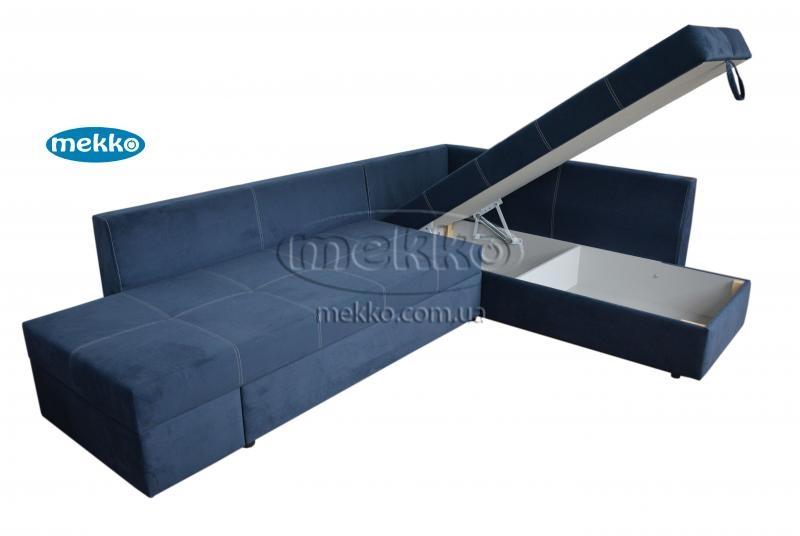 Кутовий диван з поворотним механізмом (Mercury) Меркурій ф-ка Мекко (Ортопедичний) - 3000*2150мм  Дунаївці-14