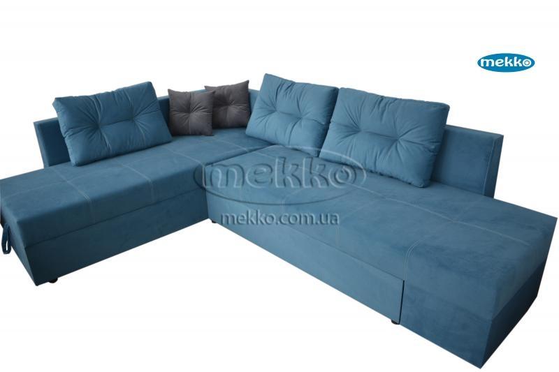 Кутовий диван з поворотним механізмом (Mercury) Меркурій ф-ка Мекко (Ортопедичний) - 3000*2150мм  Дунаївці-10