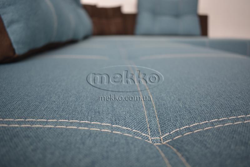 Кутовий диван з поворотним механізмом (Mercury) Меркурій ф-ка Мекко (Ортопедичний) - 3000*2150мм  Дунаївці-9