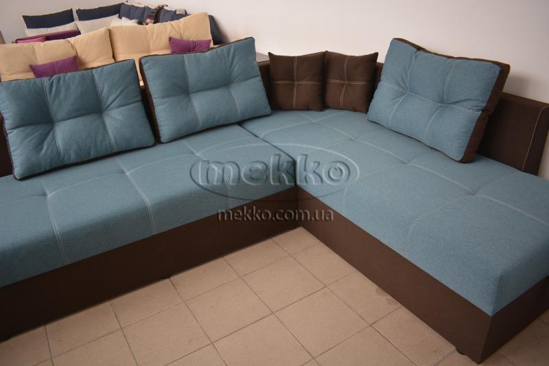 Кутовий диван з поворотним механізмом (Mercury) Меркурій ф-ка Мекко (Ортопедичний) - 3000*2150мм  Дунаївці-8