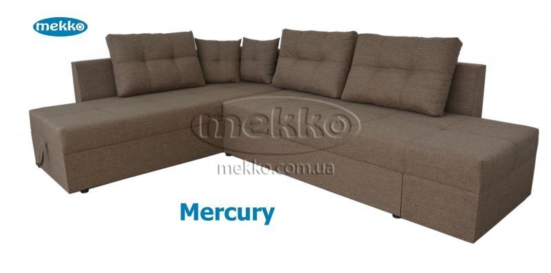 Кутовий диван з поворотним механізмом (Mercury) Меркурій ф-ка Мекко (Ортопедичний) - 3000*2150мм  Дунаївці-12